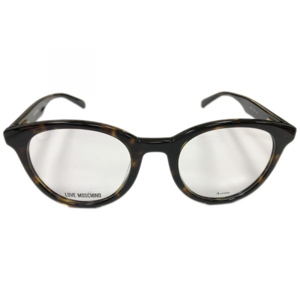 Love Moschino prescription glasses