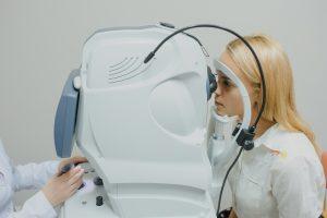 Extended eye exam